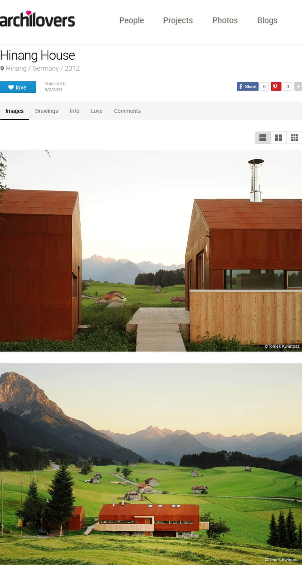 Hinang House in Archilovers